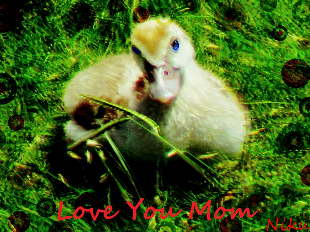 love- love you mom by NIKULETSH
