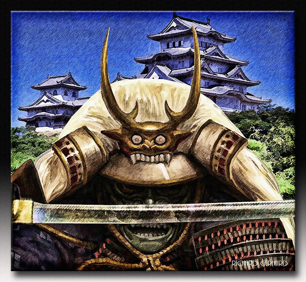 Shogun by Richard  Gerhard