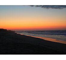Sunrise Over Atlantic Beach I Photographic Print