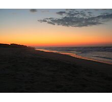 Sunrise Over Atlantic Beach II Photographic Print
