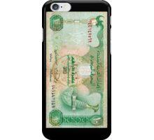 10 Dirhams iPhone Case/Skin