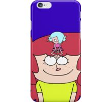 Tiny Melody with Liz iPhone Case/Skin