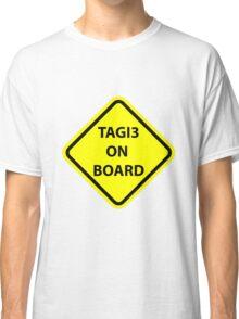 TAGI3 ON BOARD Classic T-Shirt