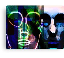 I see clearly Canvas Print