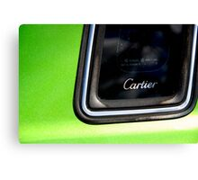 Cartier Marque Canvas Print