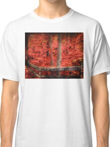 Red forest Classic T-Shirt