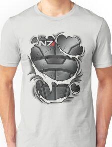 N7 Armor Unisex T-Shirt