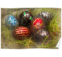 Spring - Easter - Easter Eggs  Poster