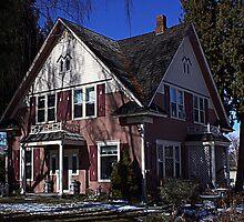 Pink House by Soulmaytz