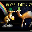 Happy St' Pattys Day by Angie O'Connor