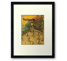 Different Time, Same Feeling. . . Framed Print