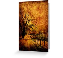 Iron Horse - Fire Greeting Card