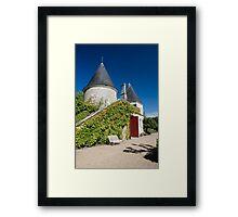 Chateau de Nitray Framed Print