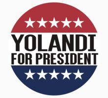 Yolandi For President by fysham