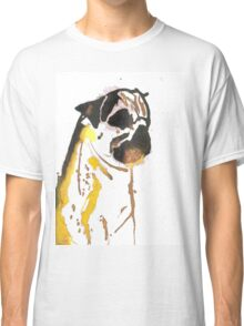 Pipetted Pug Classic T-Shirt