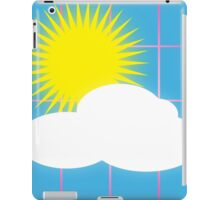 Retro-80s Kindergarten Sunshine iPad Case/Skin