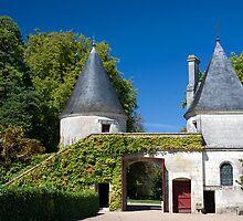 Chateau de Nitray by Steve Woods