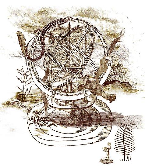strange artefact by frederic levy-hadida