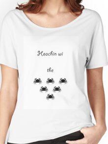 Hoachin Women's Relaxed Fit T-Shirt