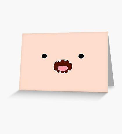 Finn Greeting Card