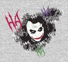 Inkblot Joker by Raymond Doyle (BlackRose Designs)