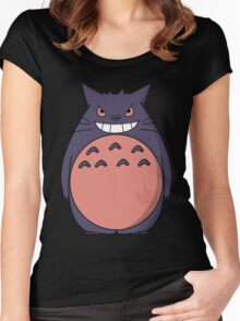 Toto Gengar Women's Fitted Scoop T-Shirt