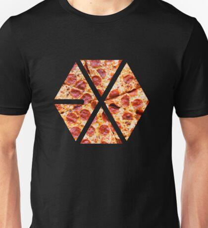 Pizza Exo Unisex T-Shirt