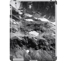 Mt. St. Helens a view inside the crater iPad Case/Skin