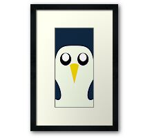 Gunter Adventure Time Framed Print
