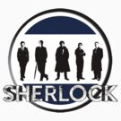 Sherlock cast by Lugonbe