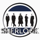 Sherlock cast by Lugonbe