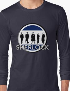 Sherlock cast Long Sleeve T-Shirt