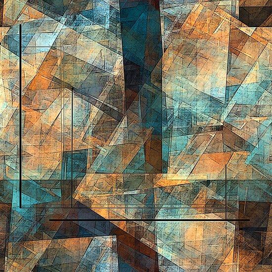 Urban Blight #2 by Benedikt Amrhein
