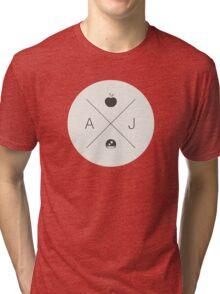 My Little Pony - Applejack Hipster Logo Tri-blend T-Shirt