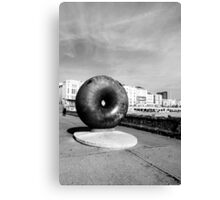 Donut or Bagel Canvas Print