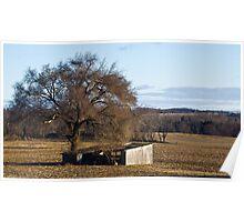 Berks County Landscape Poster