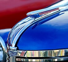 1938 Chevrolet Hood Ornament by Jill Reger