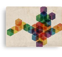 cube² Canvas Print