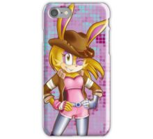 Bunnie Rabbot on Sonic Boom: Southern Style iPhone Case/Skin