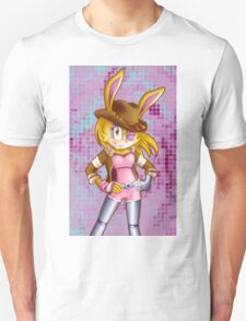 Bunnie Rabbot on Sonic Boom: Southern Style T-Shirt