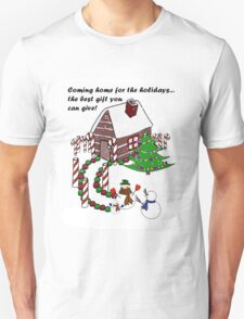 Snowman - Homecoming for the Holidays Unisex T-Shirt