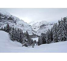 Grindelwald, Switzerland Photographic Print