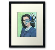 Eye Candy Oxygen  Framed Print