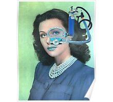 Eye Candy Oxygen  Poster