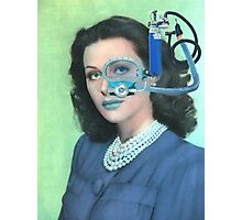 Eye Candy Oxygen  Photographic Print