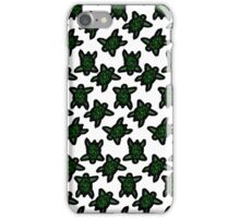 Turtles on parade iPhone Case/Skin