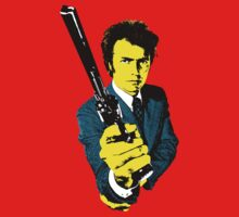 Dirty Harry by monsterplanet