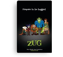 ZUG Coming Soon! Canvas Print