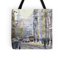 Prague Vodickova str variant Tote Bag