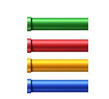 YOSHI Warp, Rocket Pipes by Ommik